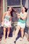 Tiffany and Rahnee